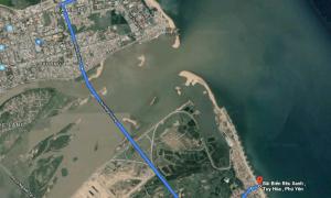 Bãi Biển Rêu Xanh (Xóm Rớ)