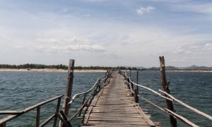 Cầu Gỗ Ông Cọp